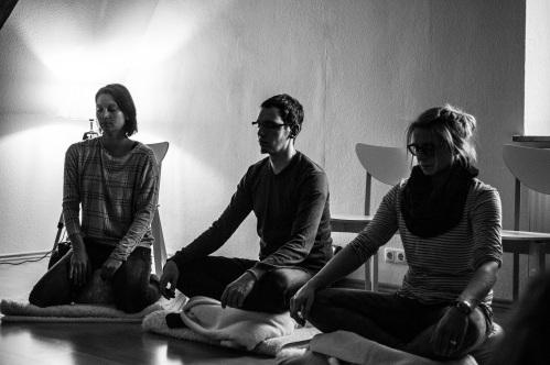 meditierende